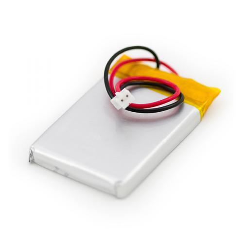 リチウムイオンポリマー電池1000mAh