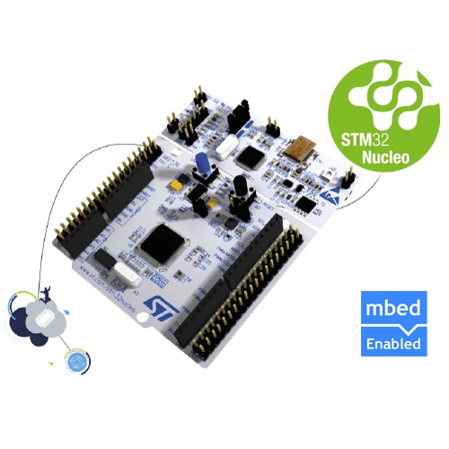 ST Nucleo Board STM32L1 STM32L152RE 512K