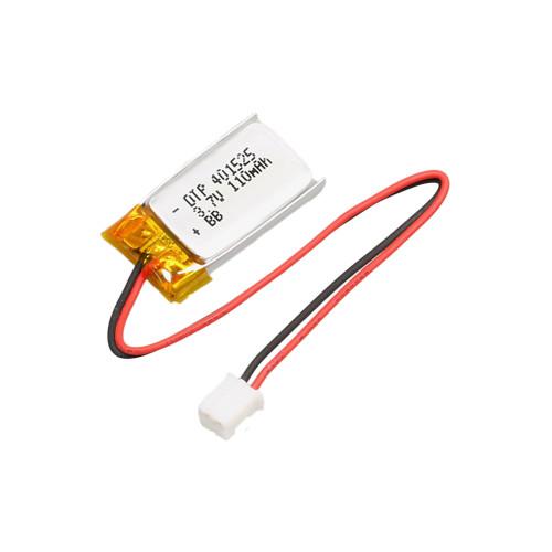リチウムイオンポリマー電池110mAh