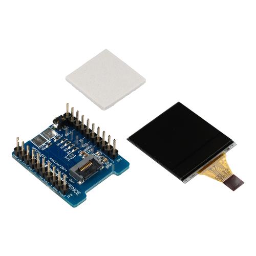 ESPr® Developer用カラー反射型LCDシールド
