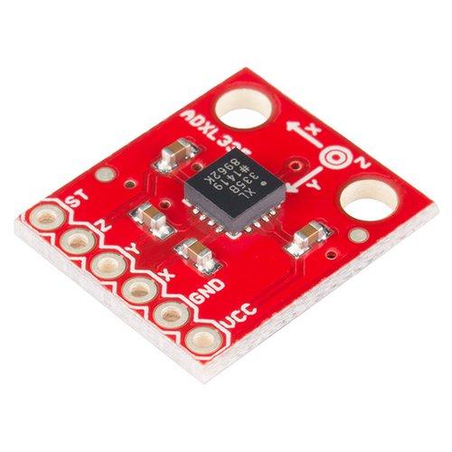 ADXL335搭載三軸加速度センサモジュール