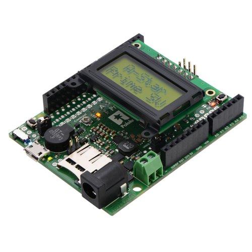 A-Star 32U4 Prime SV microSD with LCD