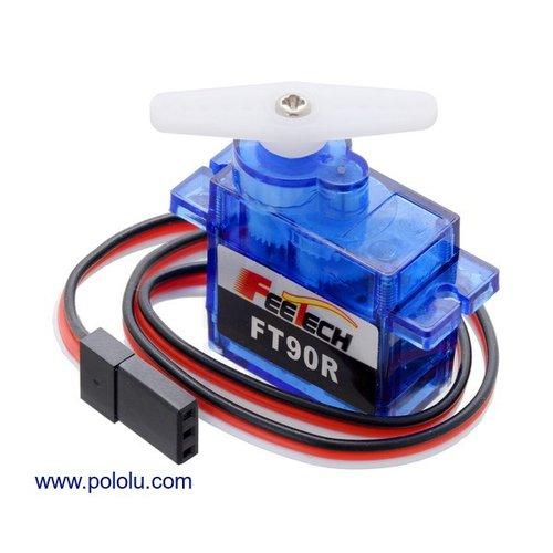 FEETECH FT90R デジタルマイクロサーボ(連続回転仕様)