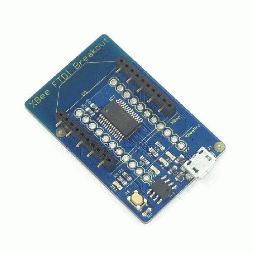 XBee USB アダプター(リセットスイッチ付き)