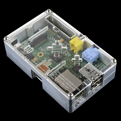 TuxCase - Raspberry Pi Enclosure--販売終了