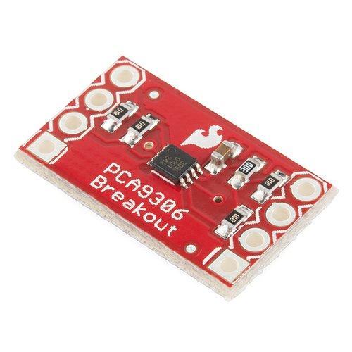 PCA9306搭載 I2C用ロジックレベル変換ボード