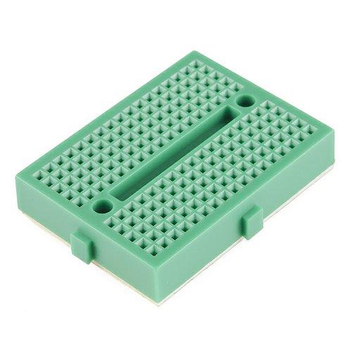 SparkFun 超小型ブレッドボード(緑)