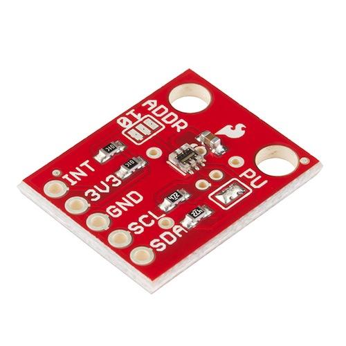 TSL2561搭載 デジタル光センサ