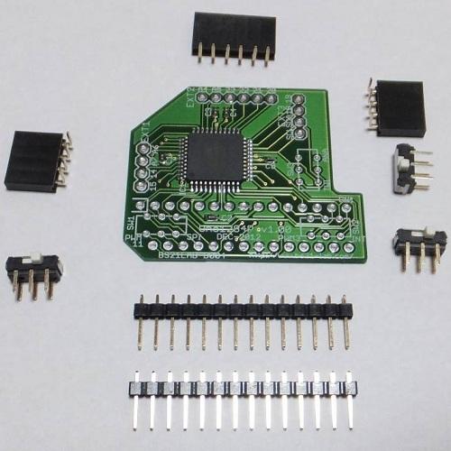 Arduino 用 CPU パワーアップ基板(キット)