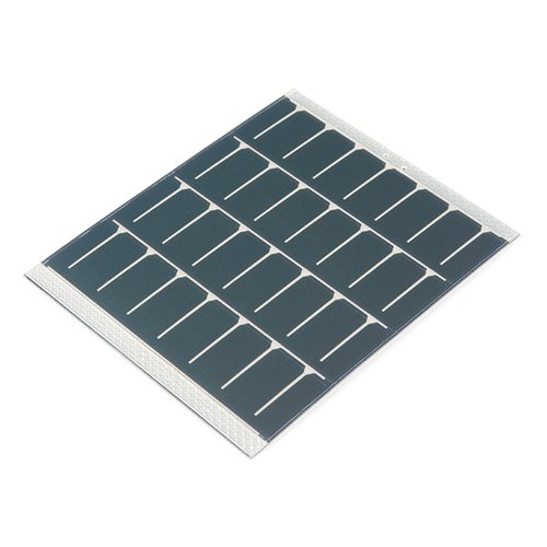 PowerFilm Solar Panel - 50mA@4.8V
