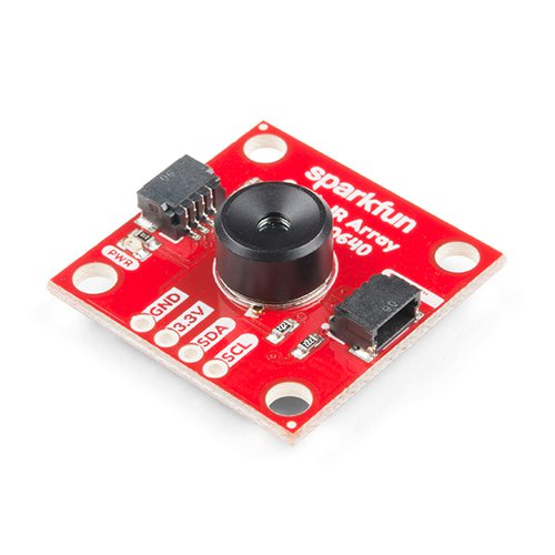 Qwiic - MLX90640搭載 赤外線アレイモジュール(FOV110°)