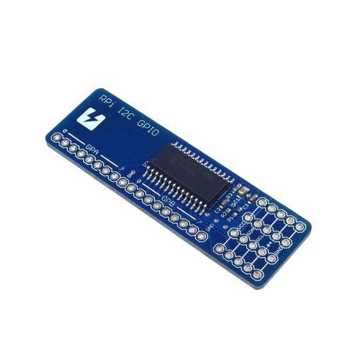MCP23017 Raspberry Pi用GPIOエクスパンダ