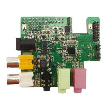 Wolfson Audio Card for Raspberry Pi--販売終了