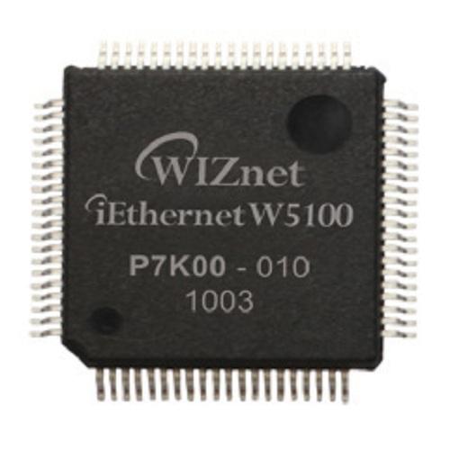 TCP/IPハードウェア処理チップ「W5100」