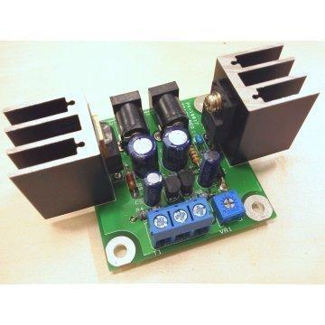 正負可変電圧トラッキングレギュレータセット