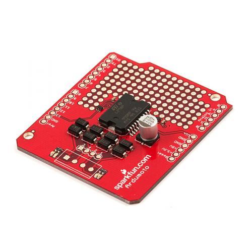 Arduino用モータードライバシールド「Ardumoto」--販売終了