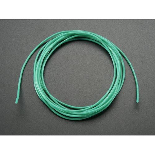 シリコンワイヤー(2m・26AWG・緑)