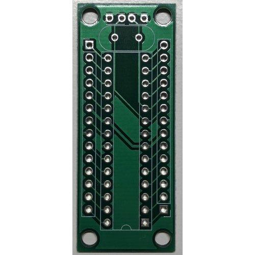 ATmega168/328 簡易化基板