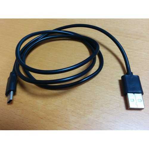 USB2.0ケーブル(A-Cタイプ)100cm