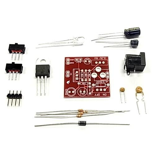 SparkFunブレッドボード用電源ボード(キット)