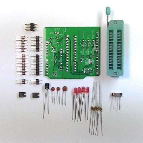 Arduino Uno用ブートローダライタシールドキット