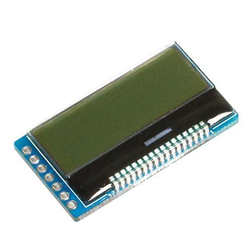 AQM1248A小型グラフィック液晶ボード