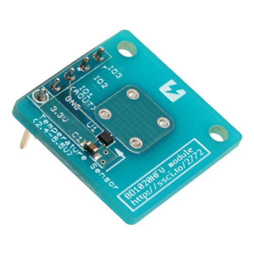 Conta™ アナログ出力温度センサモジュール BD1020HFV搭載