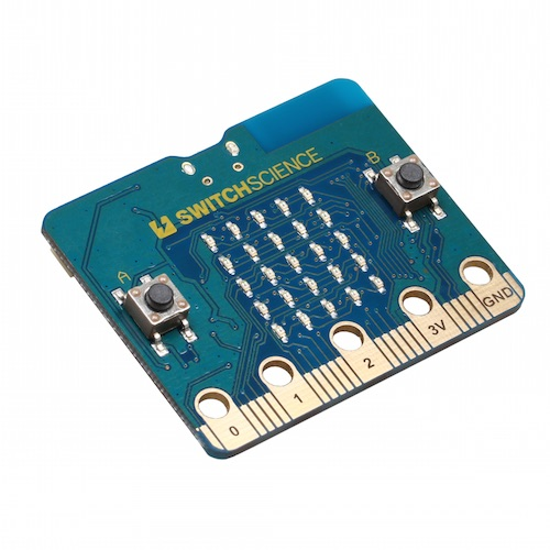 chibi:bit(micro:bit互換機)テスト版 --販売終了