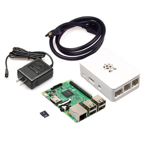 Raspberry Pi 3 スターターキット--在庫限り