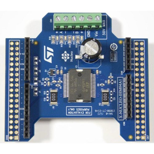 X-Nucleo デュアルブラシDCモータードライバボード IHM04A1--在庫限り