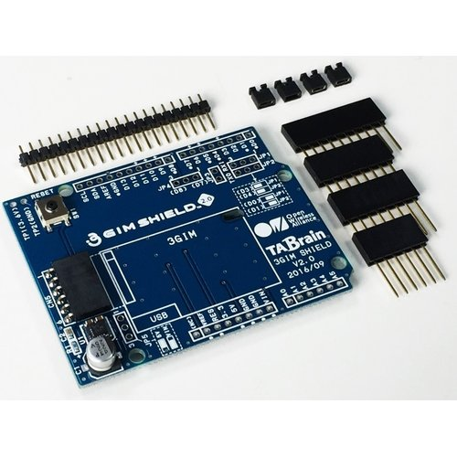 3GIMシールドV2.0 for Arduino(キット版)