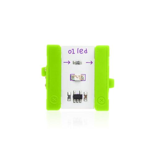 littleBits RGB LED ビットモジュール