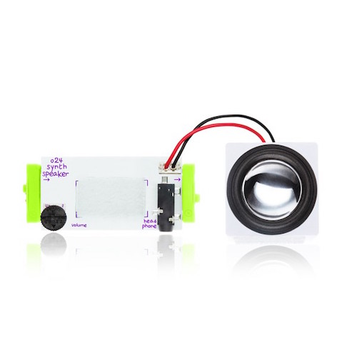 littleBits Synth Speaker ビットモジュール