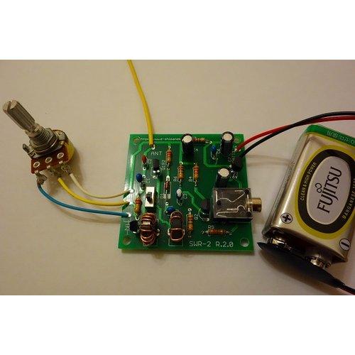 3石中波・短波ラジオキット SWR-2 Ver.2.0