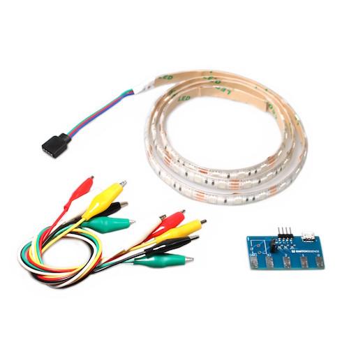 chibi:bit用LEDテープ工作キット--販売終了