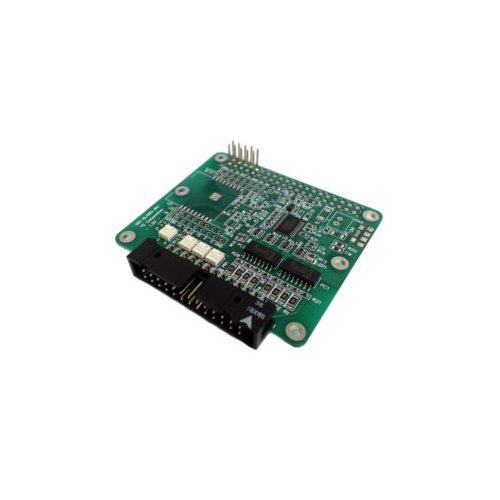 I2C 絶縁デジタル入出力ボード DIO-8/4RD-IRC