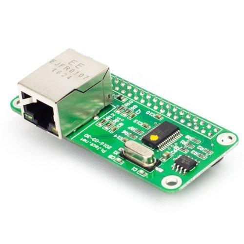 PiJack - Raspberry Pi Zero用イーサネット拡張基板