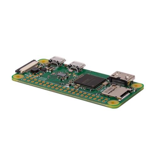 【未発売】Raspberry Pi Zero W