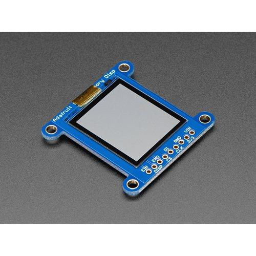 1.3インチ シャープモノクロメモリ液晶モジュール