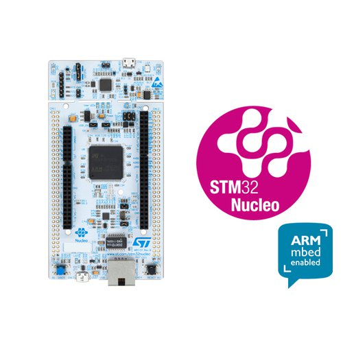 ST Nucleo Board STM32F767ZIT6