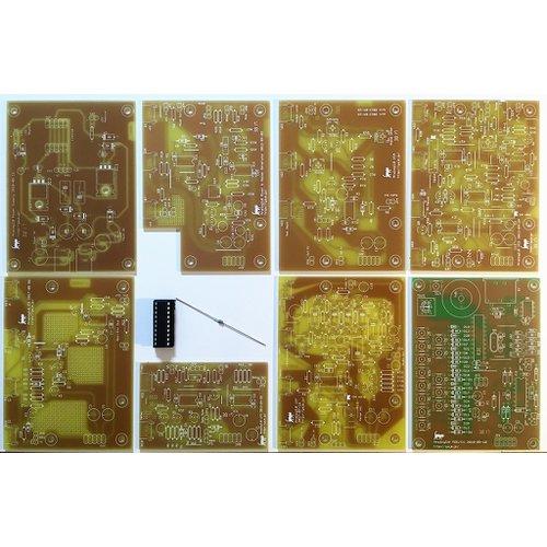 アナログシンセサイザー基板セット