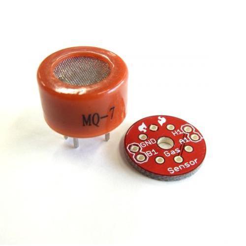 一酸化炭素センサMQ-7と専用ボードのセット