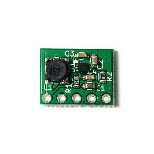 TPS610986 超低消費電力 3.3V出力昇圧モジュール