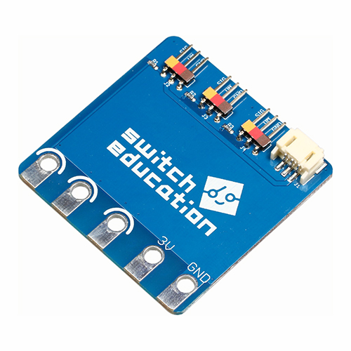 micro:bit用サーボモーターモジュールキット