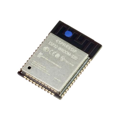 ESP32-WROOM-32D Wi-Fi + BLEモジュール