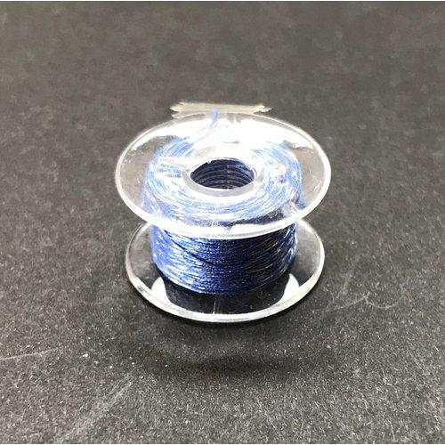 導電糸(青)