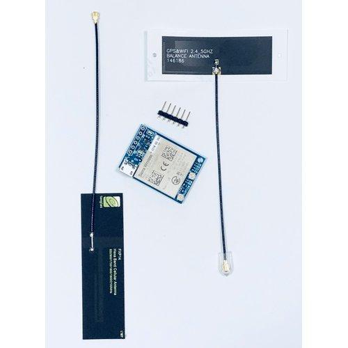 3GIM V2.2(通信フレキアンテナおよびGPSフレキアンテナ付き)
