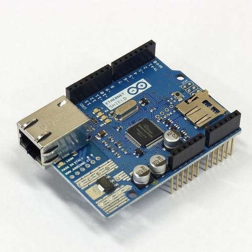 Arduino イーサネットシールド--販売終了