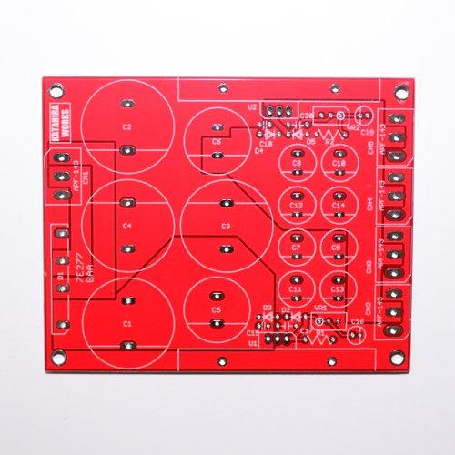 KW-RCV1 ブリッジ型全波整流回路可変電圧基板