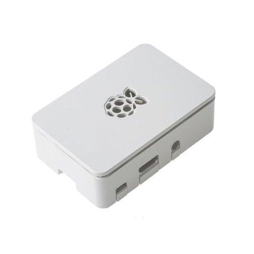 Raspberry Pi 3B+/3B/2B 用RSコンポーネンツ製ケース 白